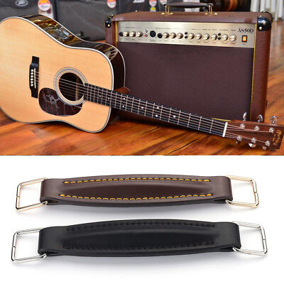 1x Guitar Amplifier Leather Handle With Fitting For Marshall Amp AS50D AS100D