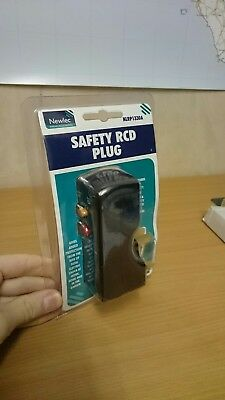 safety rcd plug