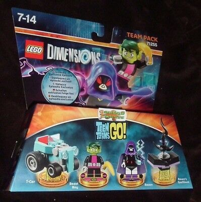 Lego Dimensions Teen Titans Go! Team Pack NEW SEALED All Formats