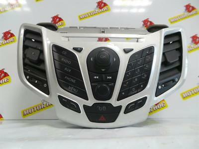 AUDIO CONTROL Ford Fiesta Radio/Stereo Switches 09-12 & WARRANTY NCS1192286