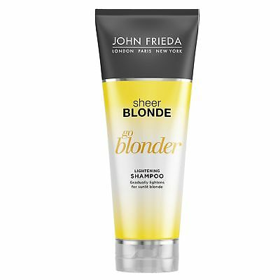 John Frieda Sheer Blonde Go Blonder Shampoo, 250 ml