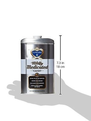 Cuticura Mildly Medicated Talcum Powder 250g
