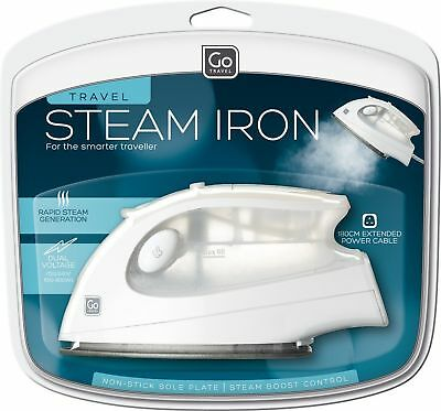 Go Travel - Travel Steam Iron UK
