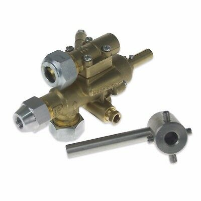 Falcon Chinese Wok Burner Cooker Range Gas Control Valve With Brass Head Pel