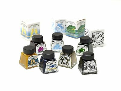 Winsor & Newton Drawing Ink Bottle 14 ml - Canary Yellow