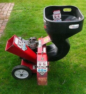 Used Garden Shredder Petrol Engine Little Used Good Condition