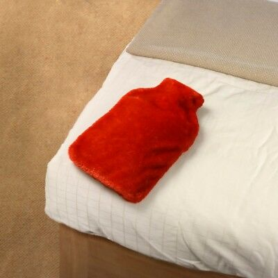 SupaHome Deluxe Hot Water Bottle With Cover