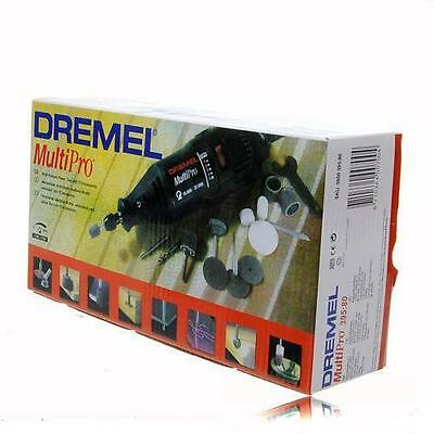 Dremel MultiPro 110/220V Electric Grinder 5 Variable Speed Power Tool Drill Set