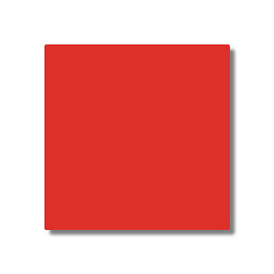 Red Laser Cut Plastic Squares 3Mm Thick Acrylic - Perspex Plexiglass