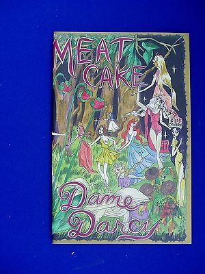 Meat Cake 17 Dame Darcy.  Fantagraphics. New.