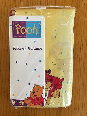 Winnie The Poor Tailored  Baby Nursery Valance - Sweet Dreams - BRAND NEW