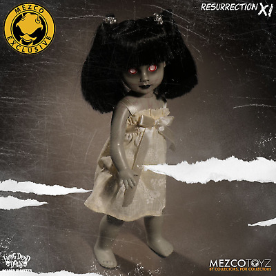 Living Dead Doll Resurrection XI / 11 - Hush By Mezco SDCC Exclusive (figure)