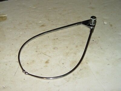 Vintage Scheerer Germany  Medical Doctor Surgical Surgery Chrome Tool