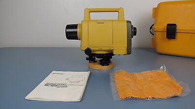 Topcon DL-103 AF Construction Digital Level with Auto Focus With Case