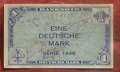 GERMANIA   allied  occupation    1 MARCO    1948