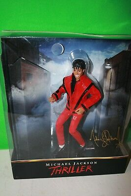 Micheal Jackson Thriller Rare Doll Action Figure