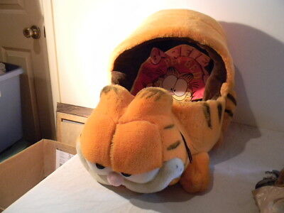 1978 Garfield The Cat Pet Bed 100% Pure Garfield For Cats Or Dogs