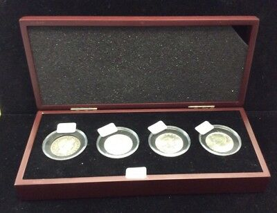 Silver Half Dollars- Lot of Four 90% Silver Halves