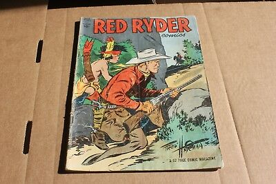 Red Ryder # 109 Dell (1952)