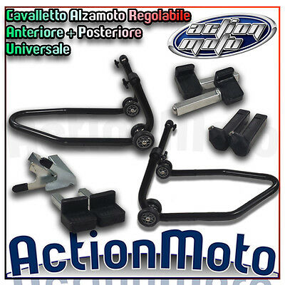 Pair Stands Lift Up Moto Pos-Ant Universal Rossi Ne