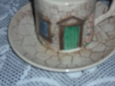 SylvaC. Stone Cottage cup and saucer