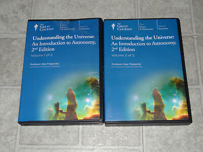 The Great Courses -Introduction to Astronomy 2nd Edition 16 DVD Set