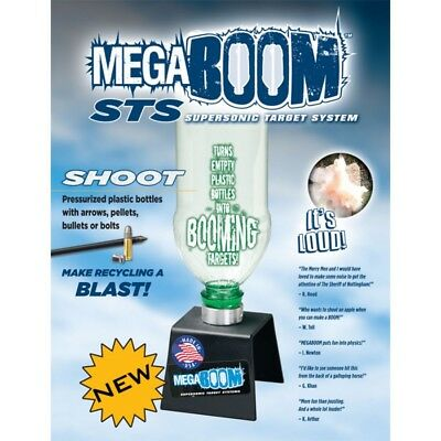 Megaboom Archery/air-Rifle Target! Add Some Fun To Your Shooting!**