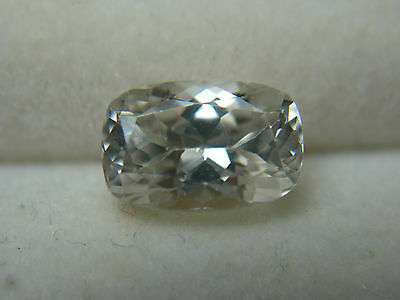 very rare 2.08ct Tenebrescent Color Change NATURAL Zircon Gem Pink to Grey Gray