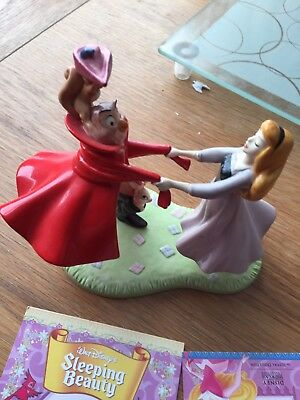 Royal Doulton Sleeping Beauty The Waltz ***Limited Edition No.1165 ***
