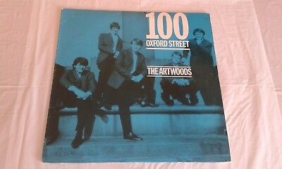 The Artwoods - 100 Oxford Street - 1964 - 1966 - Album Lp - Pop/beat