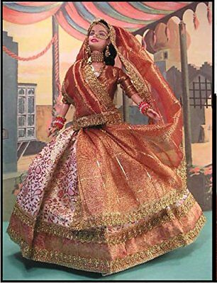 Barbie Wedding Fantasy - Expressions of India NRFB by LEO Company