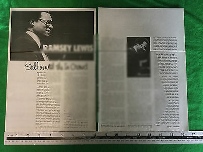 Ramsey Lewis  article  /  feature 1979
