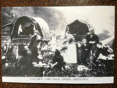 Tinkers Camp Back Green Creetown 6 x 4 Quality Gloss Print UNMARKED