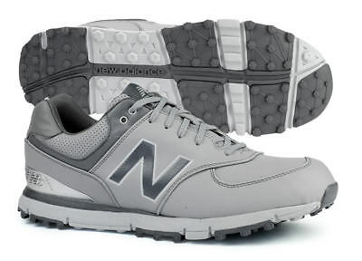 New Balance NBG574GRS SL Golf Shoes Grey/Silver Mens 2018 New- Available in Wide