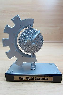 Rare BBC Large Robot Wars First World Champion Trophy Collectible Action Figure