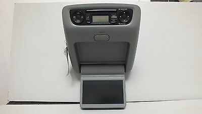 03 04 05 2004 Honda Pilot Overhead Tv Screen Monitor 39460-S9V-A011-M1 Oem#27Sa