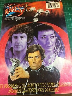 Blakes 7 Winter special mag 1995