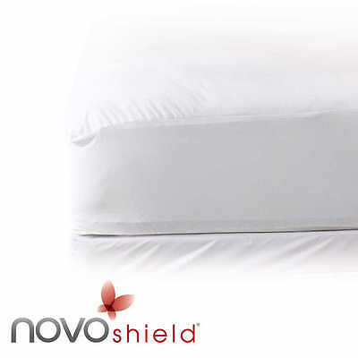 NOVOshield Mattress Protector 2-pack - Double Size
