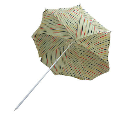 Beach Umbrella 1.5m Diameter Sun Shade/Protection Camping/ Yellow Blue Red