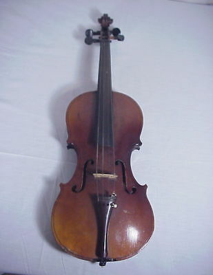 Antique 19th Century 4/4  FRENCH VIOLIN  Nice Condition