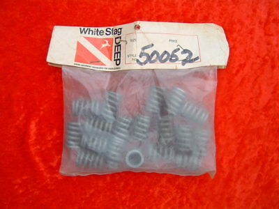 NOS White Stag regulator main springs  The whole bag VINTAGE SCUBA