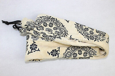 Quality Dizi and Xiao cloth pouch, For 1 Dizi(2 sections) or Xiao, Length select