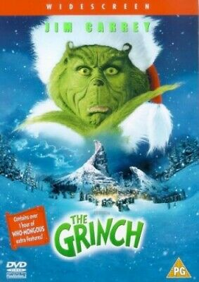 The Grinch [DVD] [2000] - DVD  IQVG The Cheap Fast Free Post