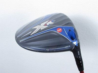 Callaway Golf Xr Pro Iron Set 4 Pw Aw Stiff Flex Steel