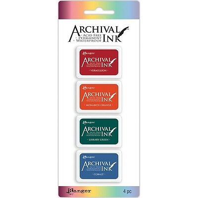 Archival Mini Ink Pad Kits - KIT #!