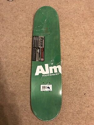 Almost Skateboards Deck 8.125 Rainbow Graphic BRAND NEW
