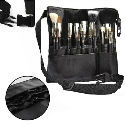 Professional Makeup Brush Belt Apron Bag Case Cosmetic Artist Strap Tool Holder