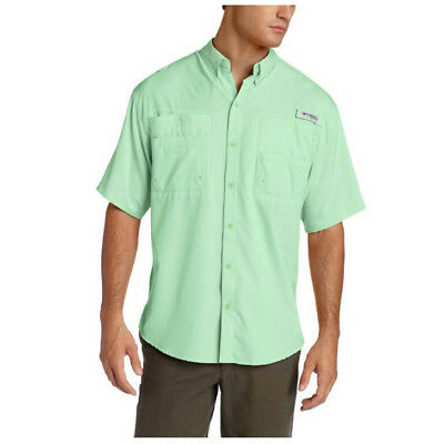 Columbia Men's Tamiami II Short Sleeve Shirt - Key West