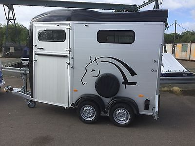 Cheval Liberte Touring One - New Model of single / mare and foal trailer in UK