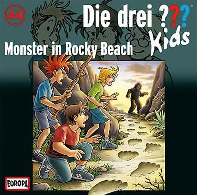 Kosmos 3293 - CD ??? Kids 44 Monster in Rocky Beach - NEU&OVP - vom Fachhändler